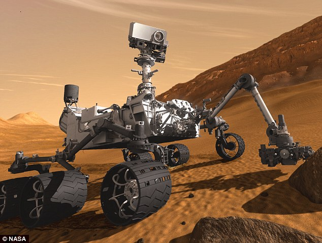 NASA Mars Rover Curiosity Launched on Red Planet Exploration Mission