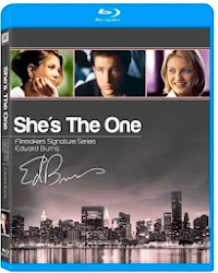 SHE'S THE ONE on bluray