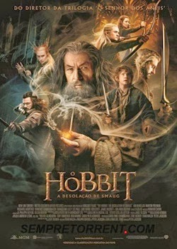 Download O Hobbit A Desolação de Smaug RMVB + AVI Dublado Torrent