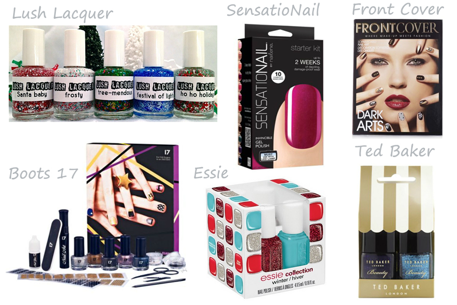 Christmas Gift Guide 2012 My Favourite Nail Polish Gift Sets | Flutter And Sparkle