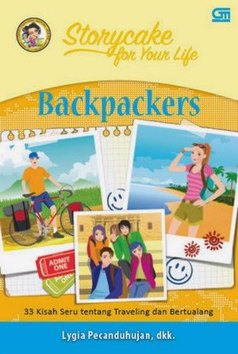 Resensi buku Storycake for Your Life: Backpaker