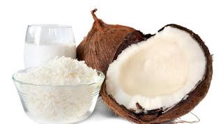Penyebab Kolesterol, Santan