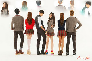 Dream High 2 Korean Drama Terbaru 2012