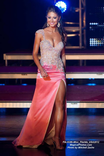 Miss Florida USA 2012 Karina Baez