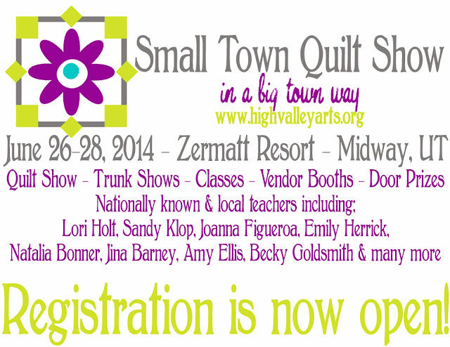 http://www.highvalleyarts.org/buy-tickets/small-town-quilt-show-2/classes/
