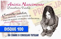 Anisia Nascimento - Conselheira Tutelar. Curtam esta página no  facebook