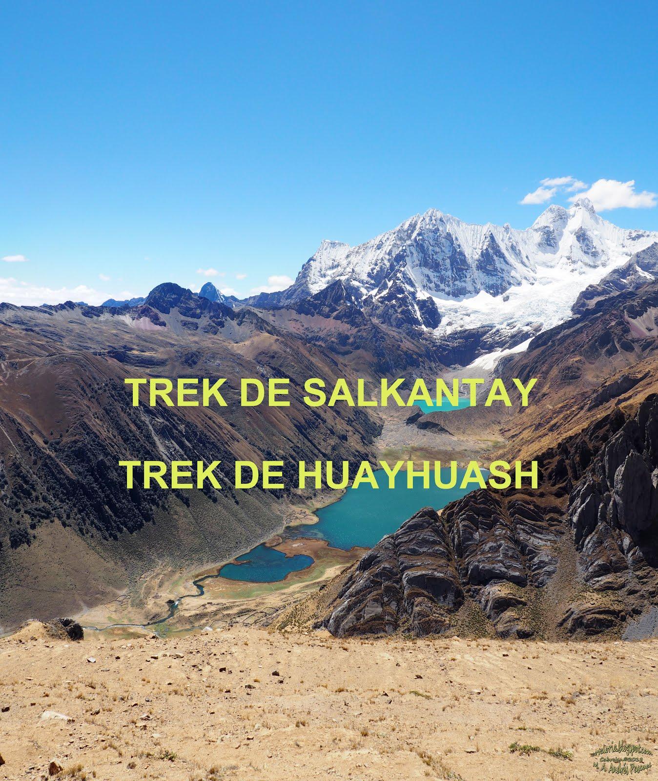 Perú. Salkanty / Huayhuash
