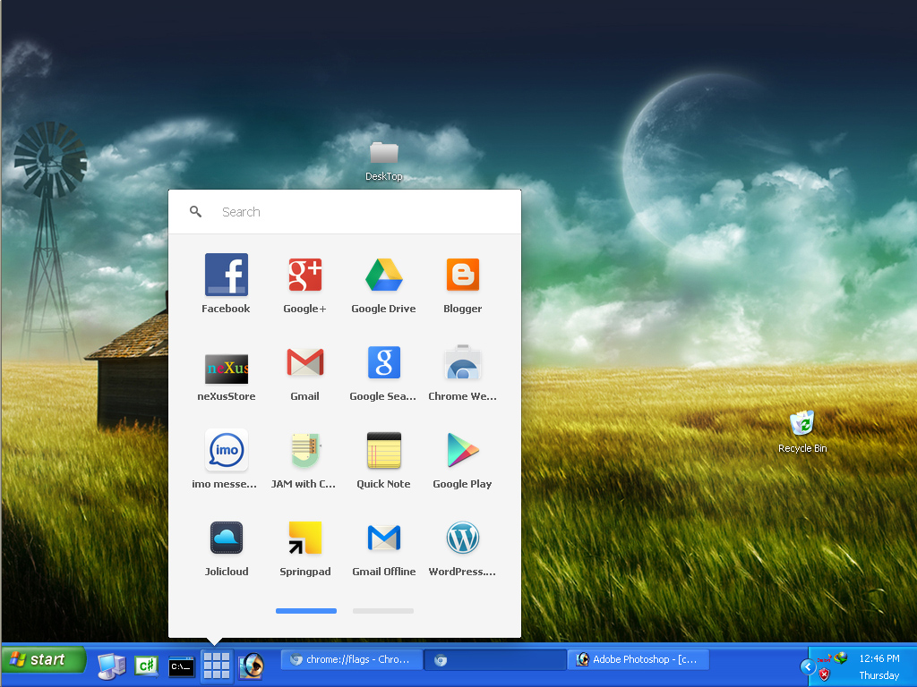 how to i add mail app to chorme
