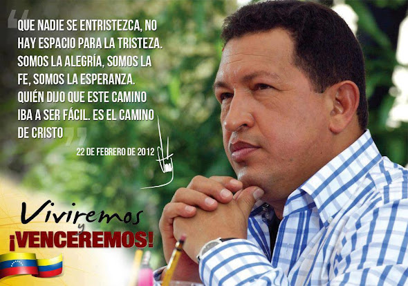 #YoSoyChávez