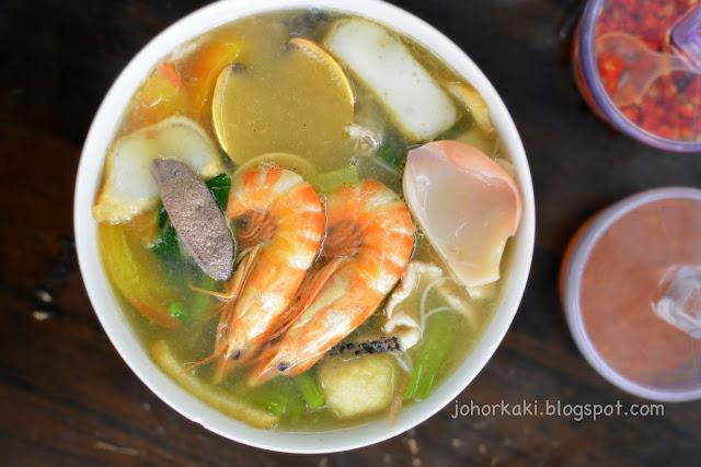 Seafood-Noodles-Gan-Heong-Johor-Bahru-Taman-Daya-颜香魚肉海鲜面