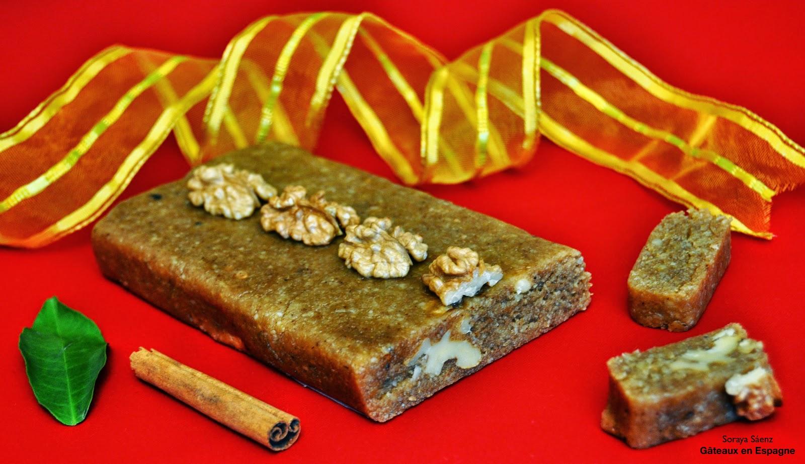 recette nougat espagnol turron noix