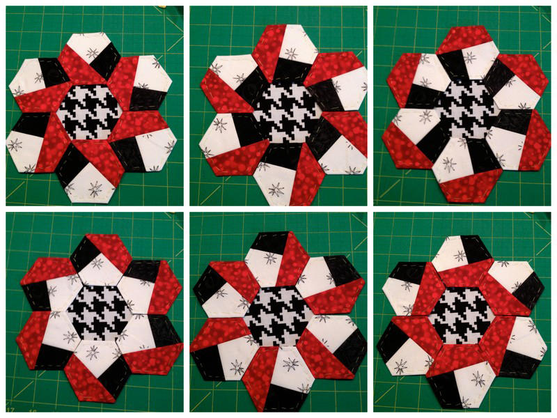 Mar+17,+2013 Pieced Hexies: Guest Post and Two Giveaways!