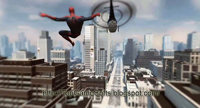 The Amazing Spider Man game torrent download