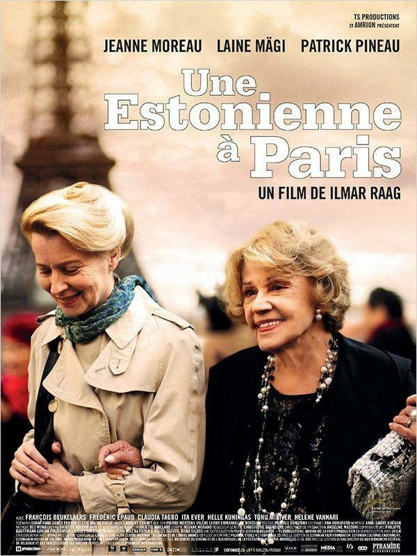 Ver Une Estonienne A Paris (2012) Online
