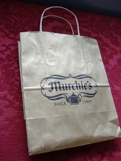 Murchie S Cakes Menu