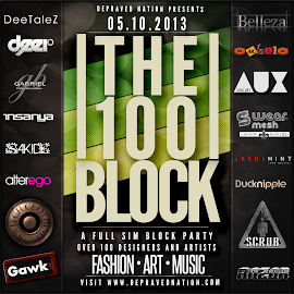 The 100 BLOCK (Depraved Nation)
