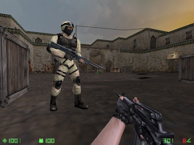 Screenshoot 1 -  Counter Strike Condition Zero | www.wizyuloverz.com