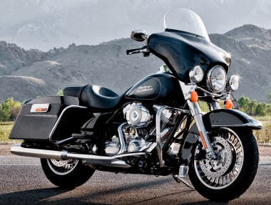 Harley-Davidson FLHX Street Glide Bikes Images