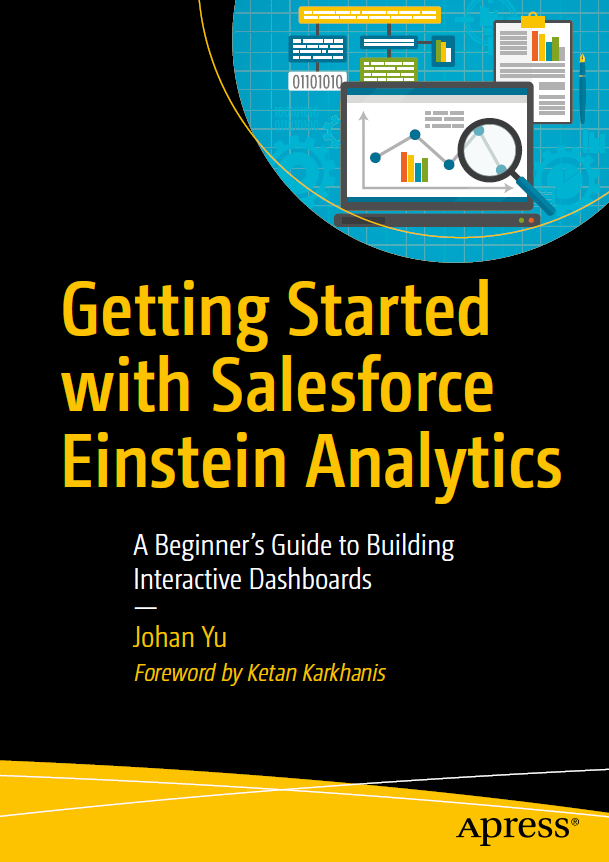 3rd Book - Getting Started with Salesforce Einstein Analytics