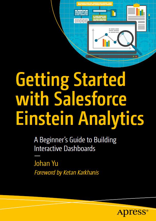 3rd Book - Getting Started with Salesforce Einstein Analytics