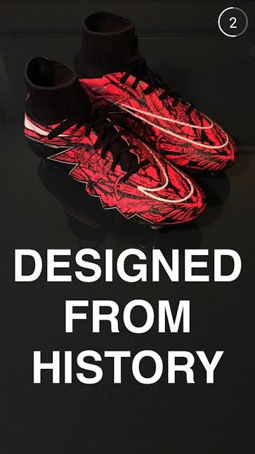 8d4c8bab5b2 The Polish eagle is printed on the Nike Hypervenom Robert Lewandowski  Signature Boots at the front