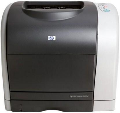 HP Color Laserjet 2550N Printer Driver Download