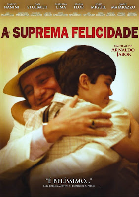 A Suprema Felicidade - DVDRip Nacional