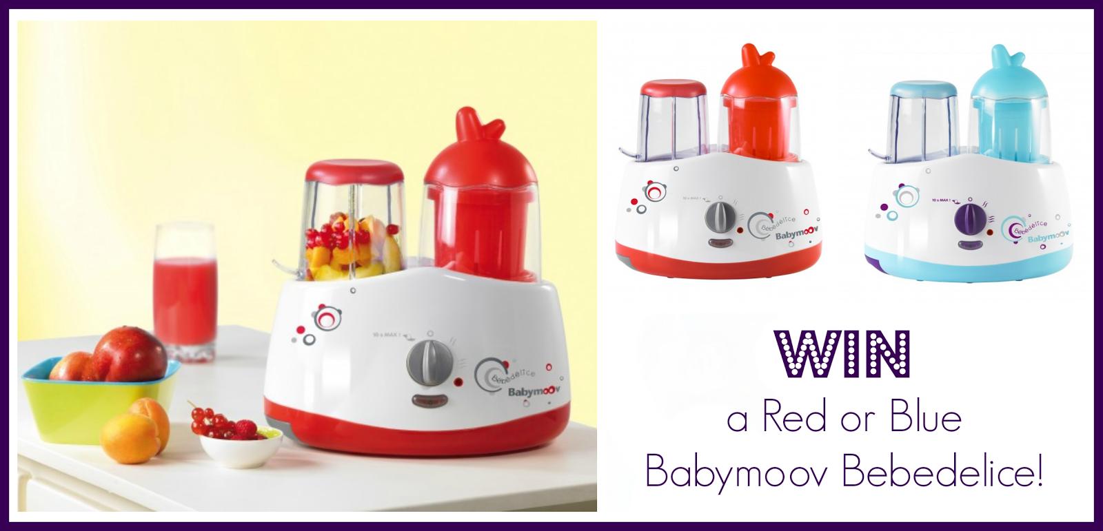 Babymoov Food Processor Canada