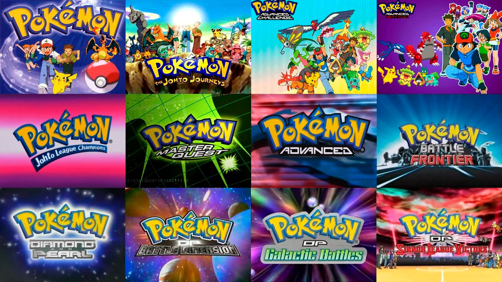 Anime Latino Pokemon Tem 14 17 Latino Mega