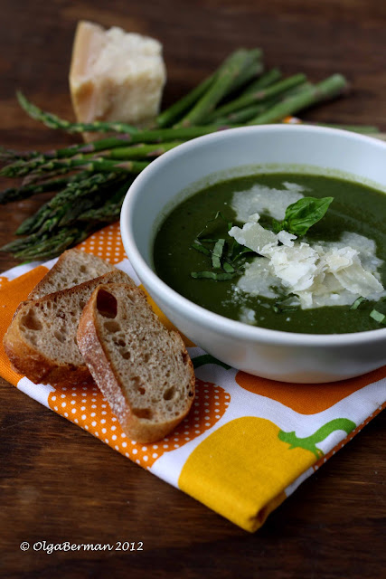 how to make spinach soup video