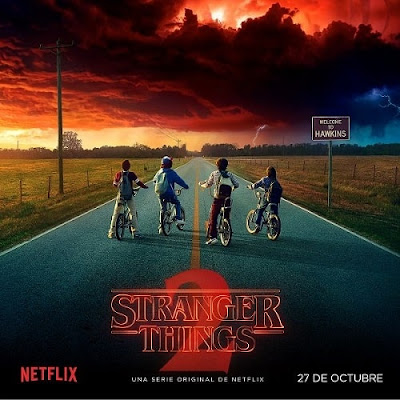 Stranger Things Temporada 2 Capitulo 7 Latino