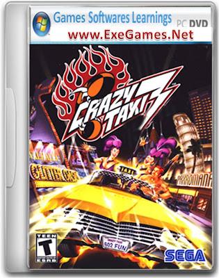Crazy Taxi 3 Game