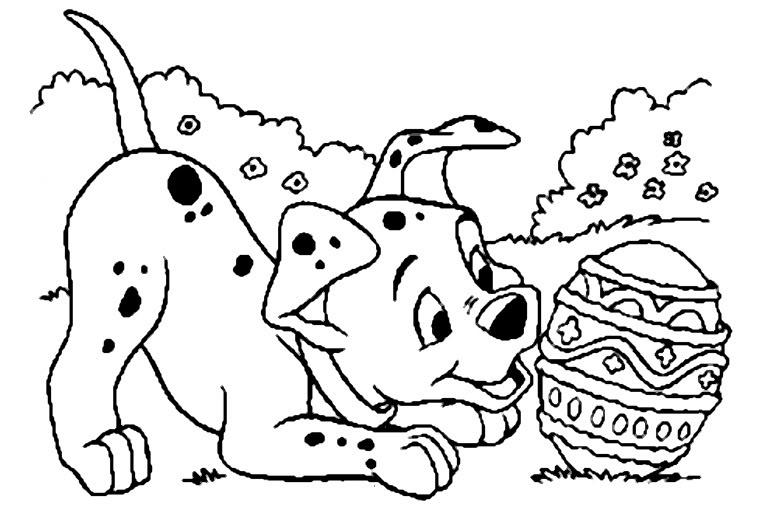 dibujos animados de disney bebes para colorear