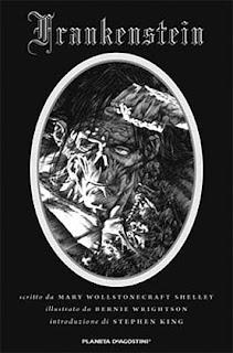 Frankenstein illustrato da Bernie Wrightson, 2011, copertina