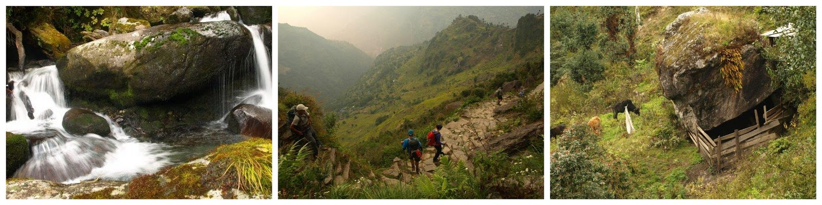 Living Bigger with Colostomy: Nepal 2012 Lost in the Dark