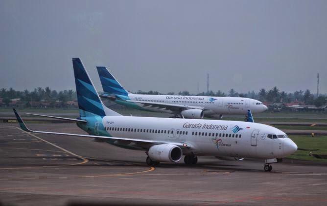 Garuda Indonesia Rute Baru Jogja - Myanmar Pada 2015
