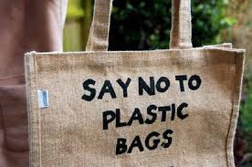 प्लास्टिक का उपयोग न करने हेतु जागरूक किया गया