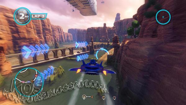 Game Sonic & All Stars Racing PC - Andro5cene