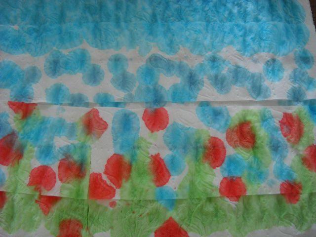 Kolorowy papier toaletowy