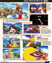 PAC-MAN Full Analysis in Super Smash Bros. Wii U and 3DS