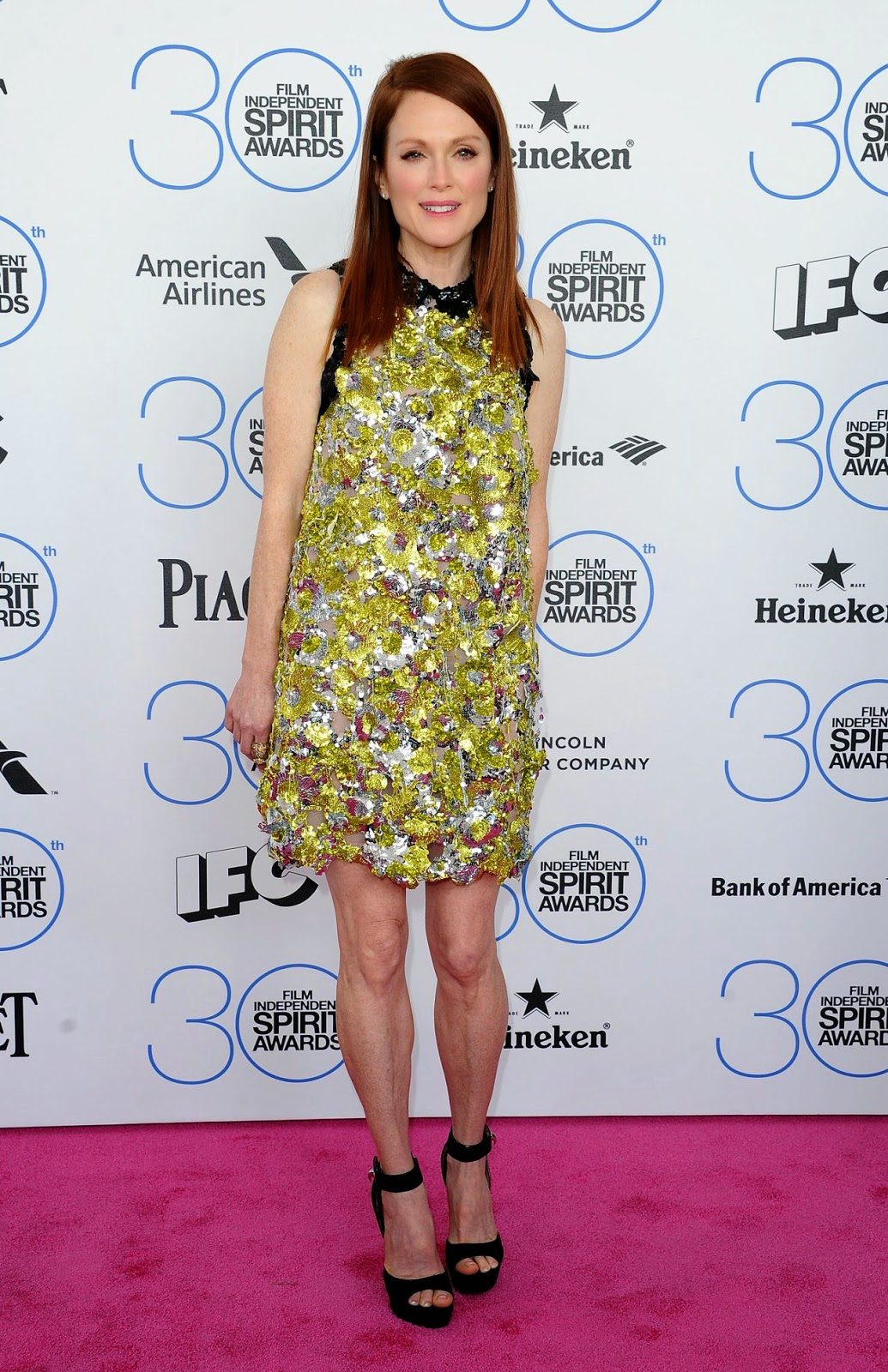 Julianne Moore – 2015 Film Independent Spirit Awards in Santa Monica
