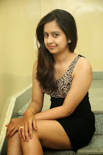 Actress Lehitha Namburi Picture Gallery in Short Dress  4