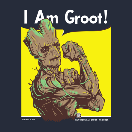 https://www.teepublic.com/t-shirt/97415-i-am-groot