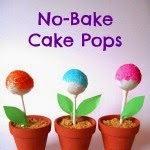Party Food: No-Bake Cake Pops in 3 Easy Steps  |  Best Birthdays