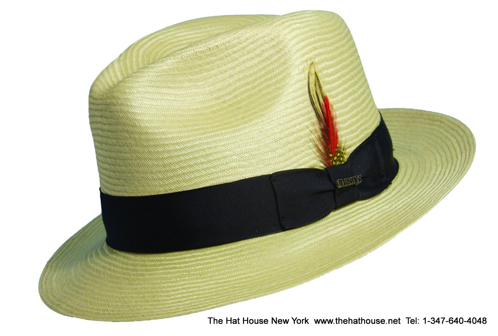 Panama Hat from The Hat House NY