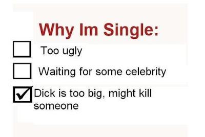 Genuine Reason Why I am Single