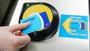 Cómo comprar la Oyster Card en Londres