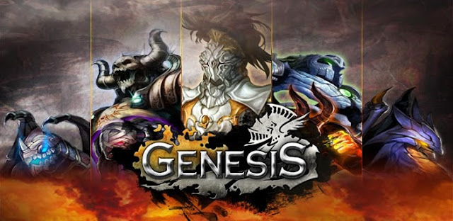 Download Genesis v1.2.2 Apk + Data Full [Atualizado]