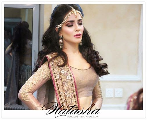humaima malik on dua and sohail mehandi wedding
