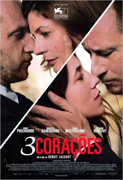 3 Corações – Dublado (2014)